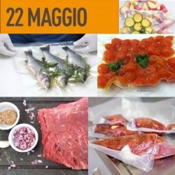 Nuove tecniche in cucina: la cottura sottovuoto per appassionati e professionisti!
