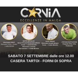 1 - Eccellenze in Malga - Casera Tartoi, Forni di Sopra