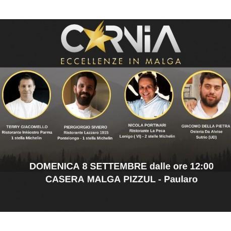 2 - Eccellenze in Malga - Casera Malga Pizzul, Paularo