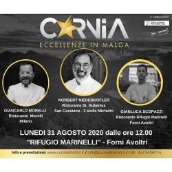 5 - Eccellenze in Malga - Rifugio Marinelli, Forni Avoltri - 2020