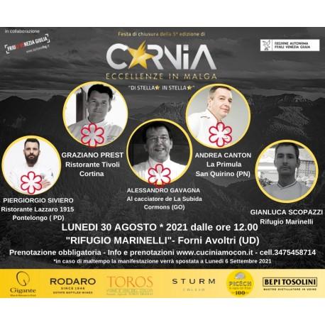 5 - Eccellenze in Malga - Rifugio Marinelli, Forni Avoltri - 2021